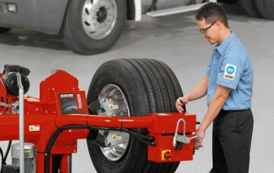 Wheel Balancer Heavy Duty Texas