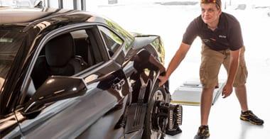 Car Inspection Equipment