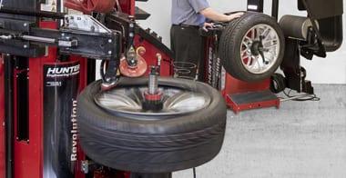 Tire Changer Equipment